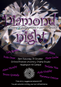 Diamond Night Poster - November 2009